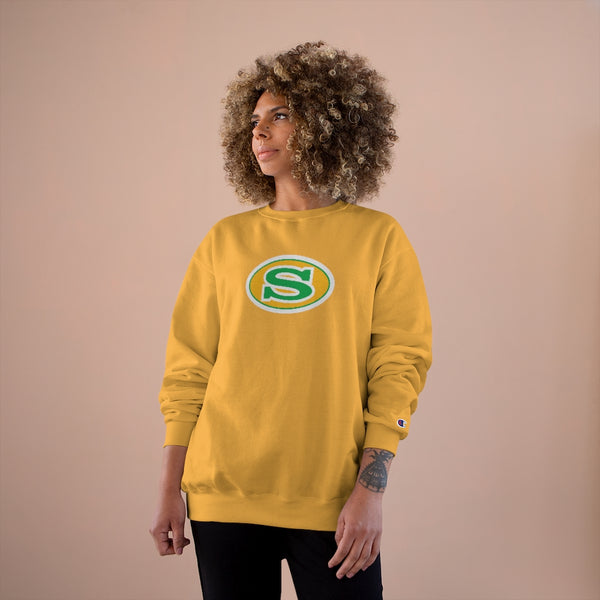 Oval S Summerville High School Champion Sweatshirt
