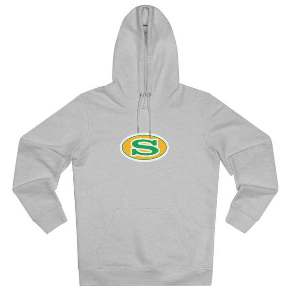 Summerville Green Wave Unisex Cruiser Hoodie