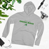 Summerville Green Wave Tuffy Unisex Cruiser Hoodie