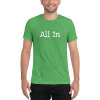 All In Short sleeve t-shirt