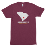The Birth Place of Sweet Tea Short sleeve soft t-shirt
