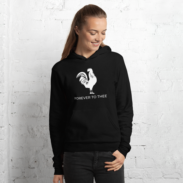 Forever To Thee Unisex hoodie