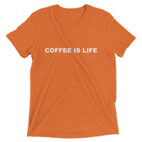 Coffee Is Life Short sleeve t-shirt
