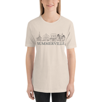 Summerville II Short-Sleeve Unisex T-Shirt