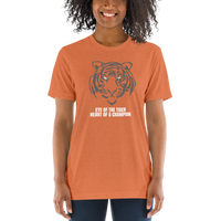 Eye of the Tiger Short sleeve t-shirt