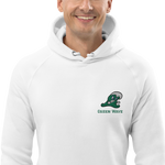 Green Wave Tuffy Embroidered Unisex pullover hoodie