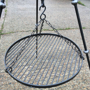 Rimmed Hanging Grill