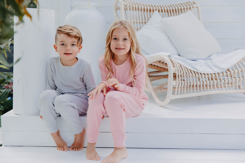 Introducing our new Rib Knit Organic Sleepwear Collection for Autumn!