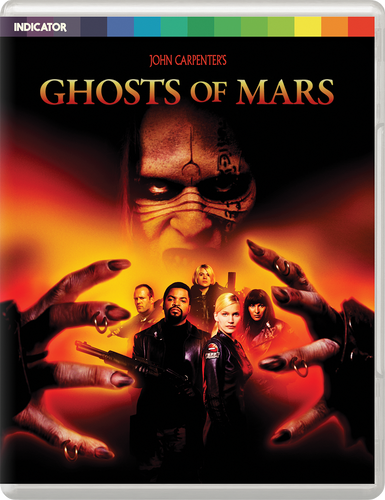 GHOSTS OF MARS - LE
