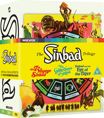 THE SINBAD TRILOGY - LE