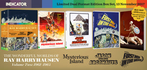THE WONDERFUL WORLDS OF RAY HARRYHAUSEN, VOLUME TWO: 1961-1964 - LE