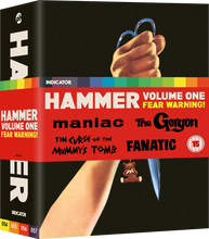 HAMMER VOLUME ONE: FEAR WARNING! - LE