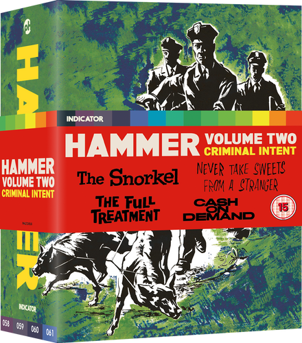 HAMMER VOLUME TWO: CRIMINAL INTENT - LE