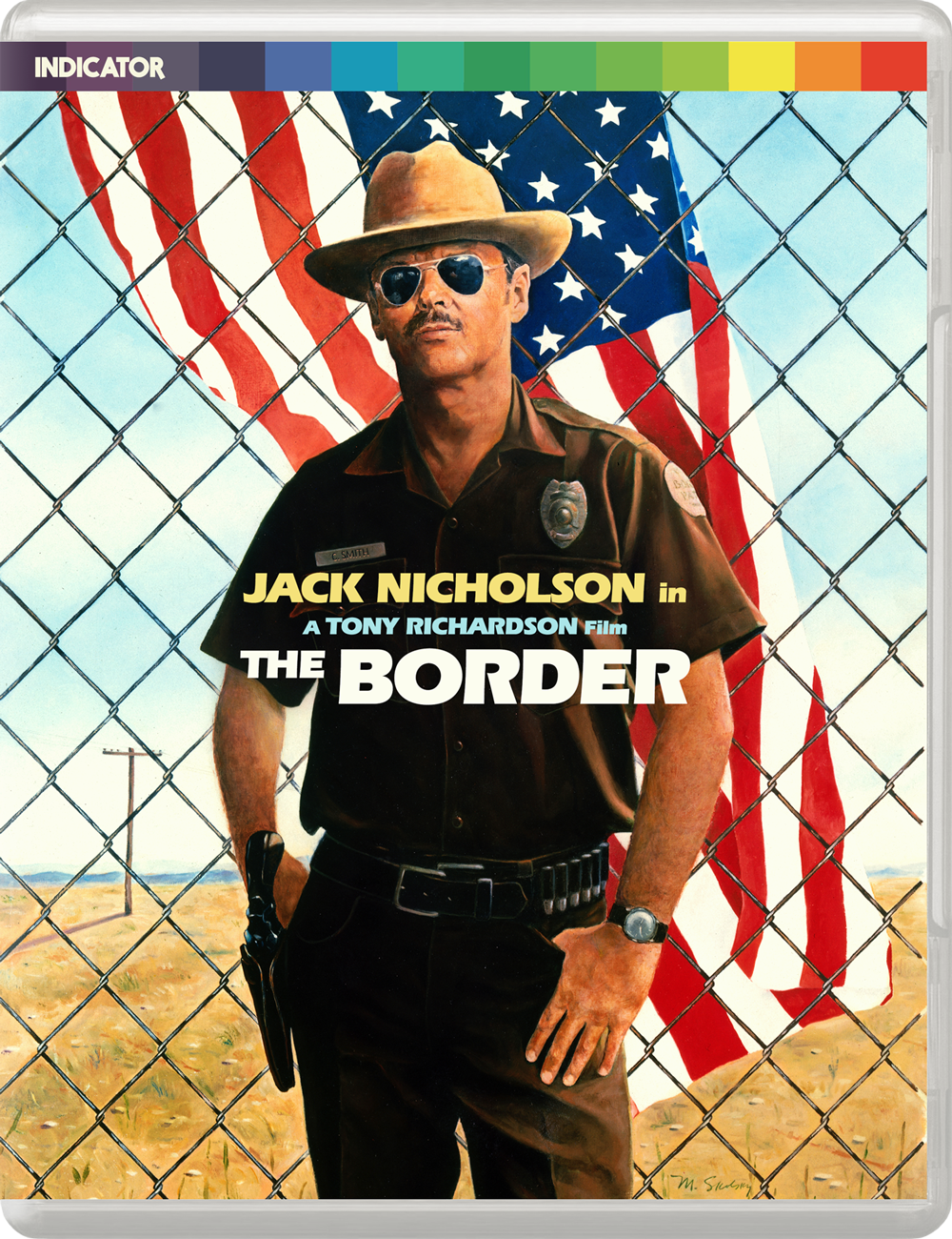 THE BORDER - LE