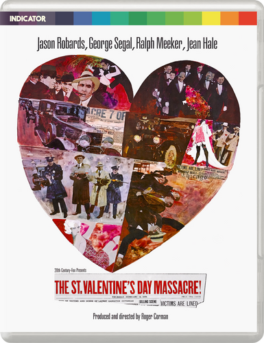 THE ST. VALENTINE'S DAY MASSACRE - LE