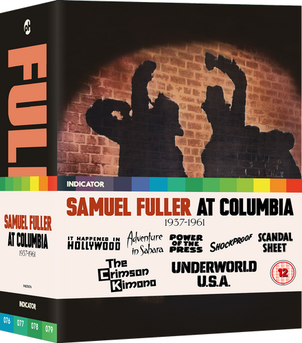 SAMUEL FULLER AT COLUMBIA, 1937-1961 - LE