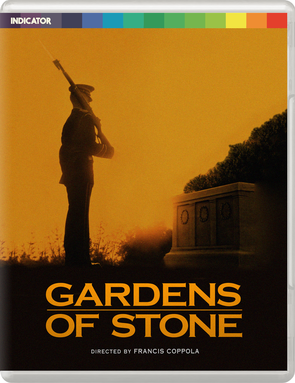 GARDENS OF STONE - LE