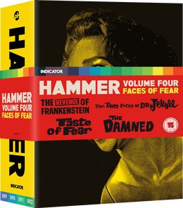 HAMMER VOLUME FOUR: FACES OF FEAR - LE