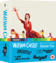 WILLIAM CASTLE AT COLUMBIA, VOLUME TWO - LE