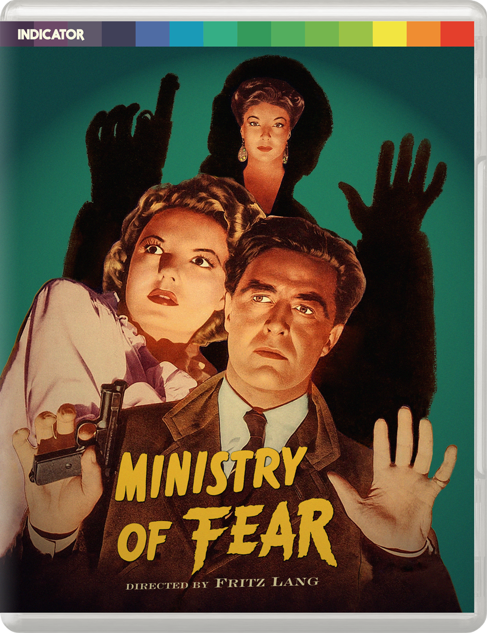 MINISTRY OF FEAR - LE