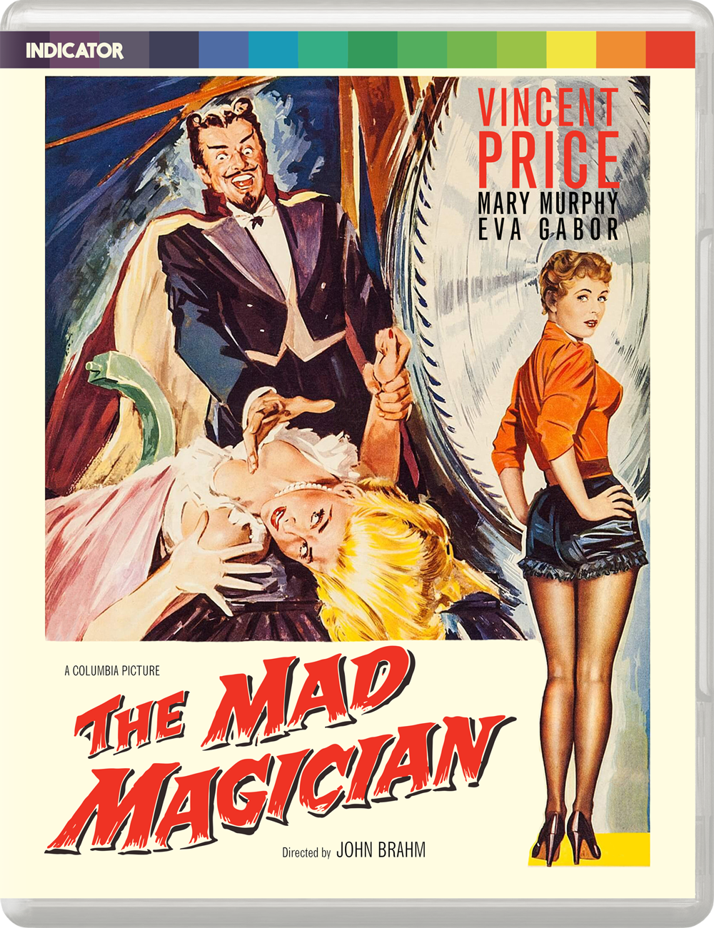 THE MAD MAGICIAN - LE