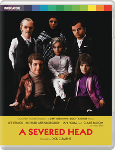 A SEVERED HEAD - LE