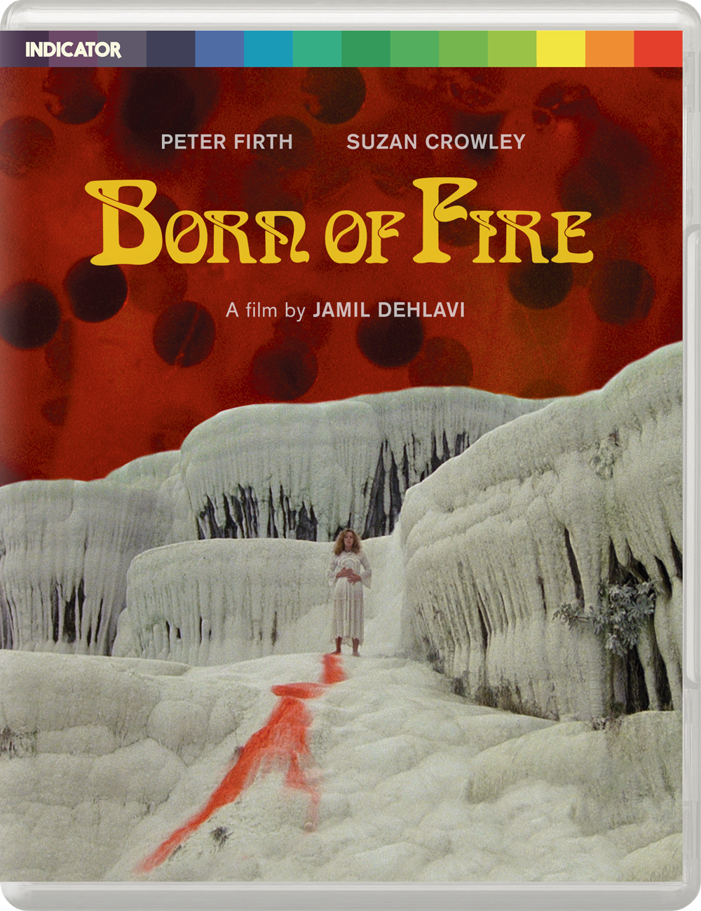 BORN OF FIRE - LE