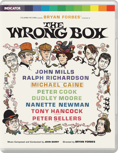 THE WRONG BOX - LE
