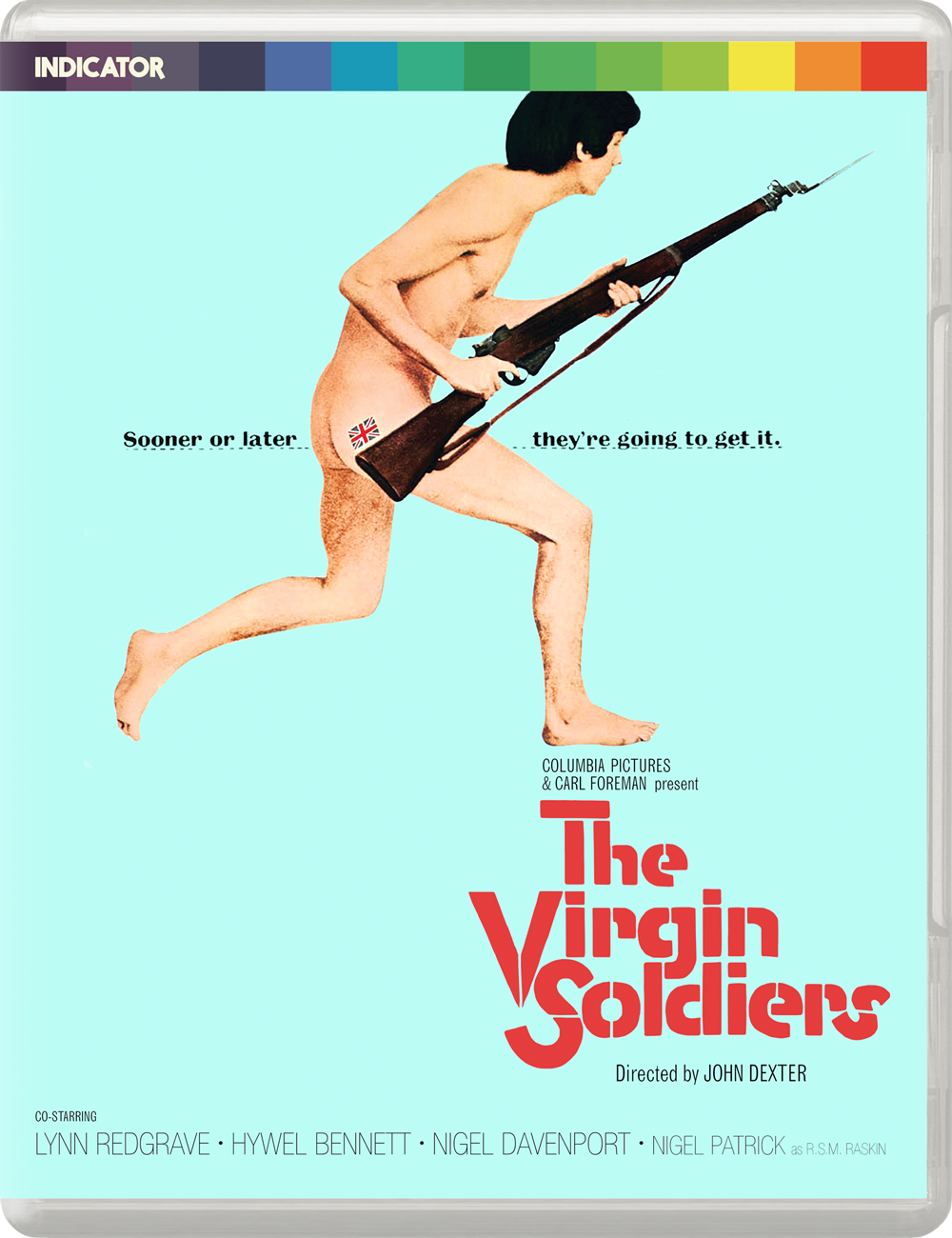 THE VIRGIN SOLDIERS - LE