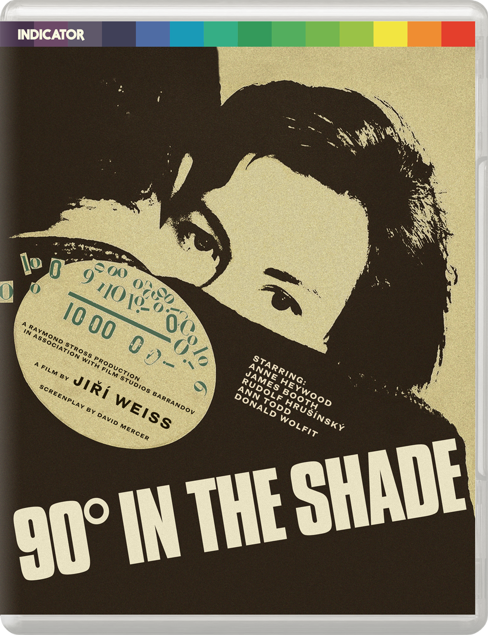 90° IN THE SHADE - LE