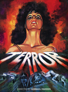 BLOODY TERROR: The Shocking Cinema of Norman J Warren, 1976-1987 - LE