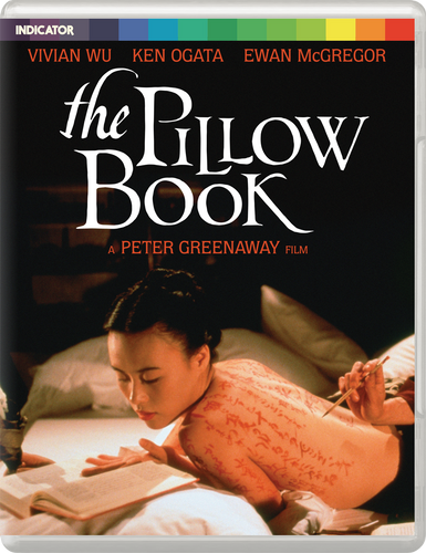 THE PILLOW BOOK - LE