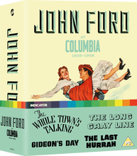 JOHN FORD AT COLUMBIA, 1935-1958 - LE
