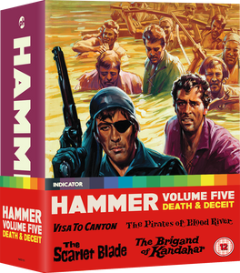 HAMMER VOLUME FIVE: DEATH & DECEIT - LE