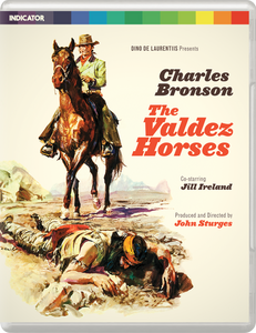 THE VALDEZ HORSES - LE