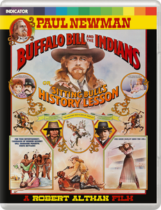 BUFFALO BILL AND THE INDIANS, OR SITTING BULL'S HISTORY LESSON - LE