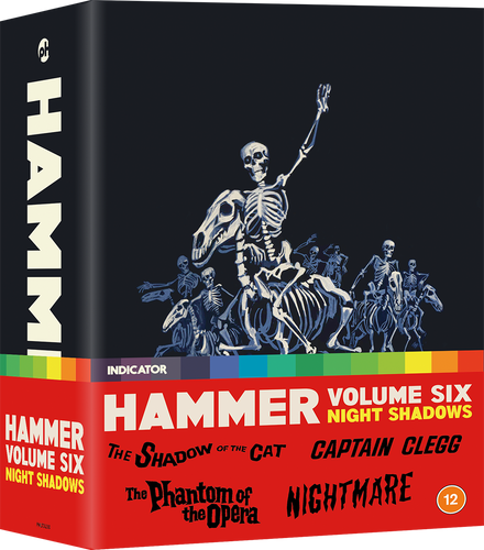 HAMMER VOLUME SIX: NIGHT SHADOWS - LE