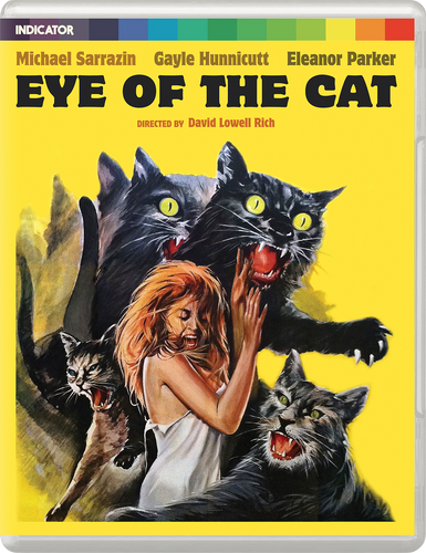 EYE OF THE CAT - LE