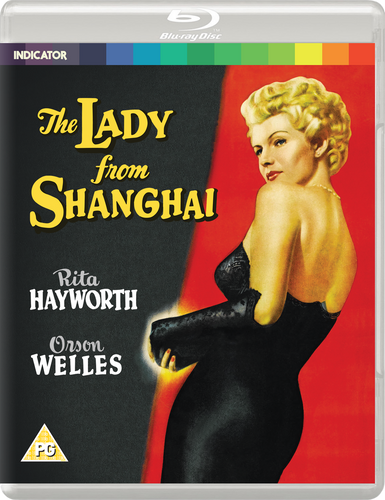THE LADY FROM SHANGHAI - BD