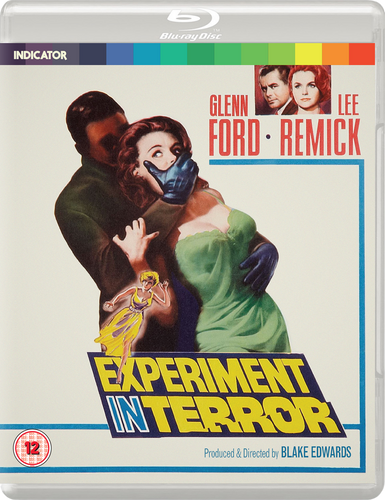 EXPERIMENT IN TERROR - BD