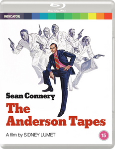 THE ANDERSON TAPES - BD