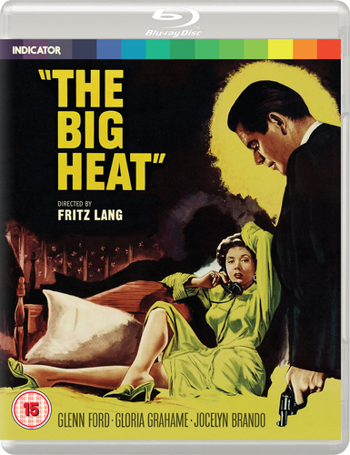 THE BIG HEAT - BD