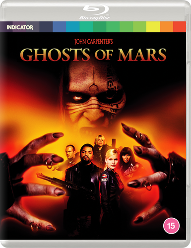 GHOSTS OF MARS - BD