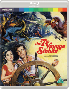 THE 7TH VOYAGE OF SINBAD - BD