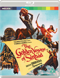 THE GOLDEN VOYAGE OF SINBAD - BD