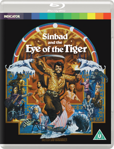 SINBAD AND THE EYE OF THE TIGER - BD