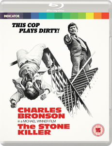 THE STONE KILLER - BD