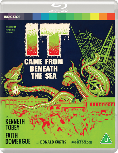 IT CAME FROM BENEATH THE SEA - BD