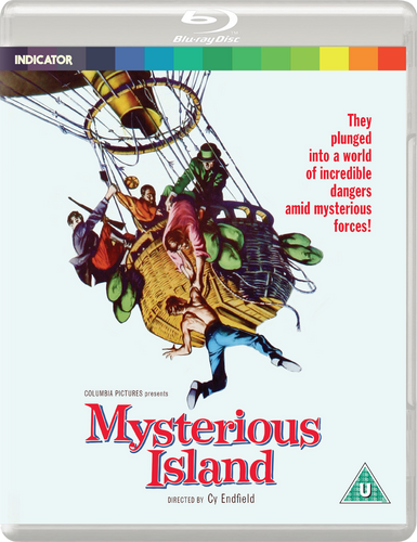 MYSTERIOUS ISLAND - BD