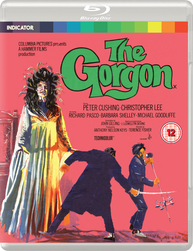 THE GORGON - BD